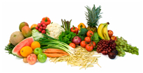 Ways of Getting Rainbow Produce in Your Diet